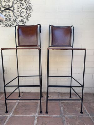 HIGH END BARSTOOLS by William Sheppee for Sale in Tempe, AZ