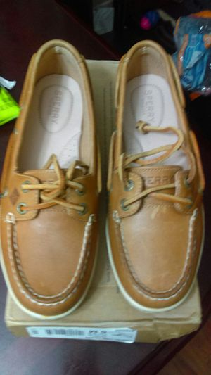 Tenis nuevos size 6 de mujer marca Sperry new never used for Sale in Baldwin Park, CA