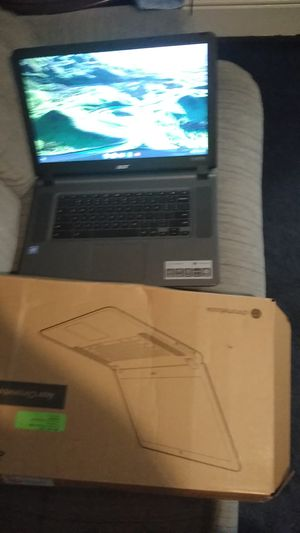 Acer Chromebook 15 for Sale in Cleveland, OH