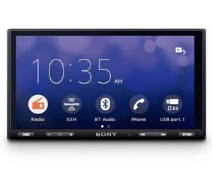 Sony XAV-AX5500 Digital Multimedia Receiver car Apple android auto stereo Bluetooth touchscreen for Sale in San Diego, CA