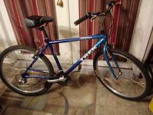 Trek beautiful blue aluminum frame bike for Sale in Nashville, TN