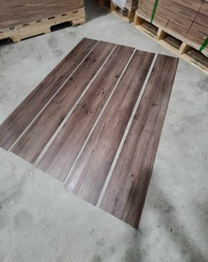 Luxury vinyl flooring!!! Only .60 cents a sq ft!! Liquidation close out! for Sale in South Gate, CA