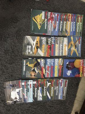 EAA sport aviation magazines for Sale in Miami, FL