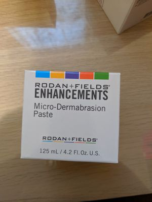 BN RODAN + FIELDS Enhancement dermabrasion paste for Sale in Port Orchard, WA