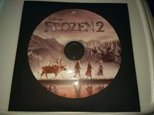 Frozen 2 DVD Movie! for Sale in Philadelphia, PA