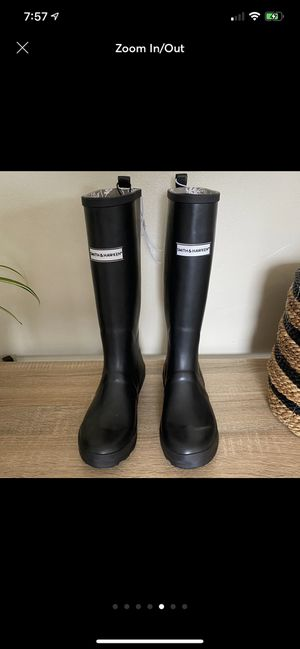Rain/gardening boots for Sale in Parma Heights, OH
