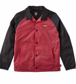 Vans Disney Mickey Boys Jacket Size L for Sale in Loma Linda,  CA