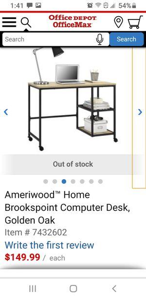 Like New Desk In Box for Sale in Sacramento, CA