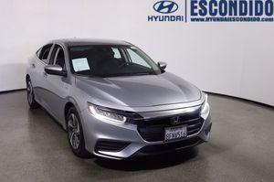 2019 Honda Insight for Sale in Escondido, CA
