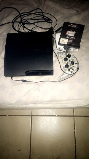 Ps3 . 2 controllers and 3 games for Sale in Las Vegas, NV