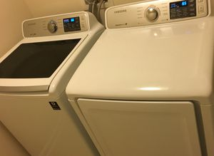 Samsung Washer & Dryer Set for Sale in Accokeek, MD