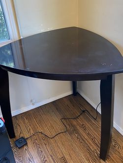 Wood Pub/high Top Table for Sale in Beverly Hills,  CA