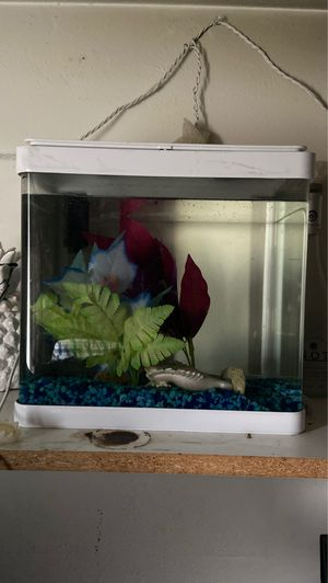 5.2 imagitarium fish tank for Sale in Puyallup, WA