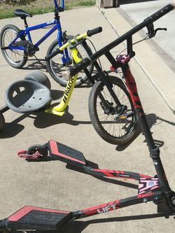 Kid's Bike, Big Wheel, And Trike for Sale in Forney,  TX