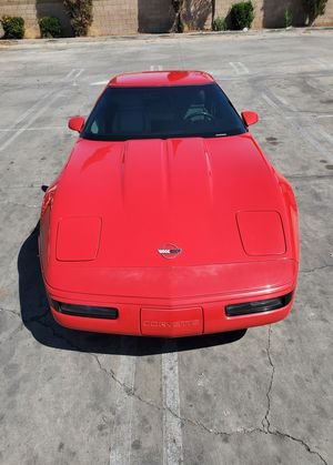 1992 CHEVY CORVETTE V8 5.7L STICK SHIFT for Sale in Palmdale, CA