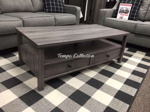 Skylar Coffee Table, Distressed Gray, SKU# ID161564CTTC for Sale in Norwalk, CA