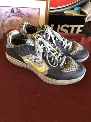 Gently Used Men's Nike Lunarlon Running shoes for Sale in Ontario, CA