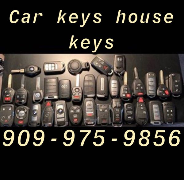 Car Keys House Keys For Sale In Menifee, CA