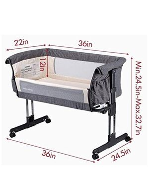 Portable bassinet for Sale in San Diego, CA