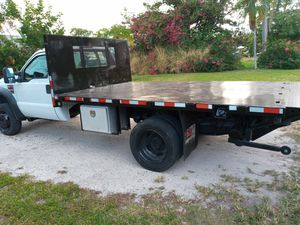 "2008 Ford F550 V8 6.4L Turbo 165"" W.B for Sale in Tampa, FL"