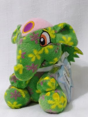 Disco Elephante KeyQuest Virtual Code Series 5 Jakks Pacific Plush Doll for Sale in Homestead, FL