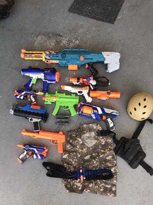 Nerf Guns & Accesories for Sale in Miramar, FL