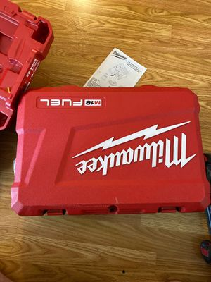 Milwaukee tool box no drills or batteries for Sale in Whittier, CA