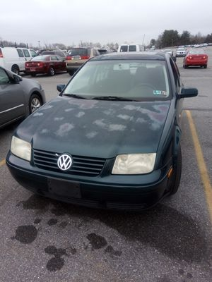 2002 VW Jetta for Sale in Baltimore, MD