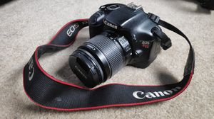 Canon T2i - Memory Card and Strap for Sale in North Potomac, MD