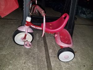 Radio flyer tricycle for Sale in Houston, TX