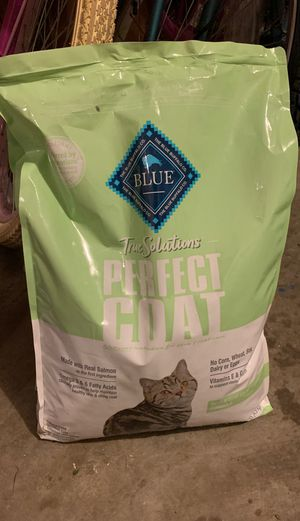 Blue diamond 11bs cat food for Sale in Garland, TX