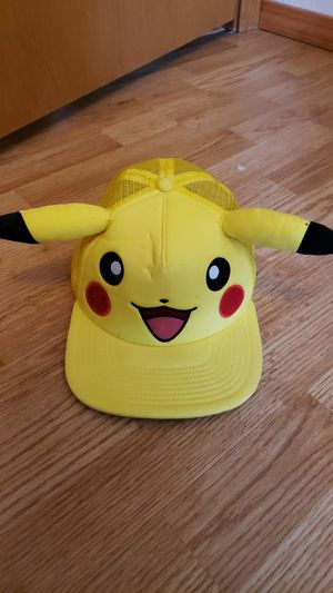 Pikachu Baseball Cap for Sale in Lacey, WA