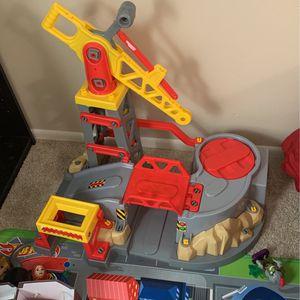 Kids Crane Set for Sale in Bradenton, FL