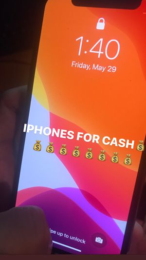 iPhone for 💰 guap for Sale in Upper Marlboro, MD