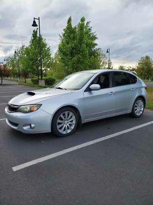2008 Subaru Impreza WRX 5 Door for Sale in Bend, OR