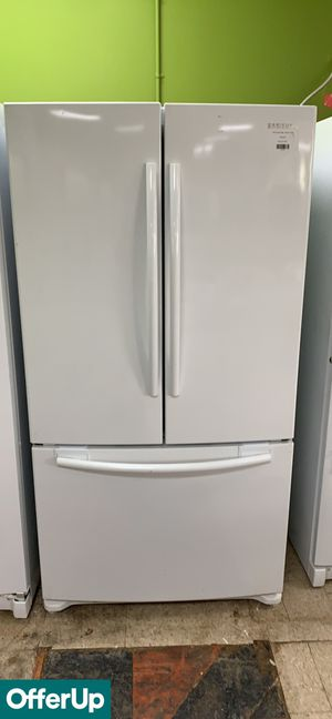 Samsung Refrigerator Fridge French Door 3-Door White #783 for Sale in Melbourne, FL