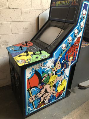 Gauntlet Arcade Game for Sale in San Diego, CA