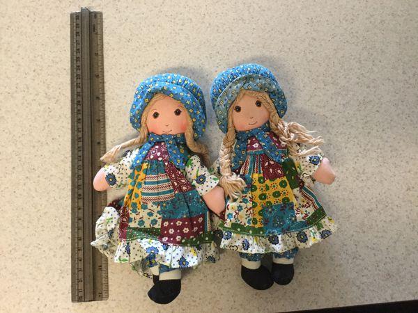 Holly Hobby Dolls