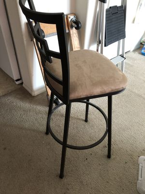 Bar stool (3 count) for Sale in Carson, CA