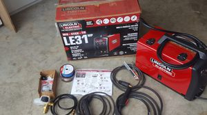 New Lincoln LE31 MP mig tig stick welder for Sale in Portland, OR