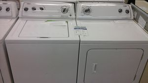Whirlpool Washer and dryer set for Sale in Westminster, CO