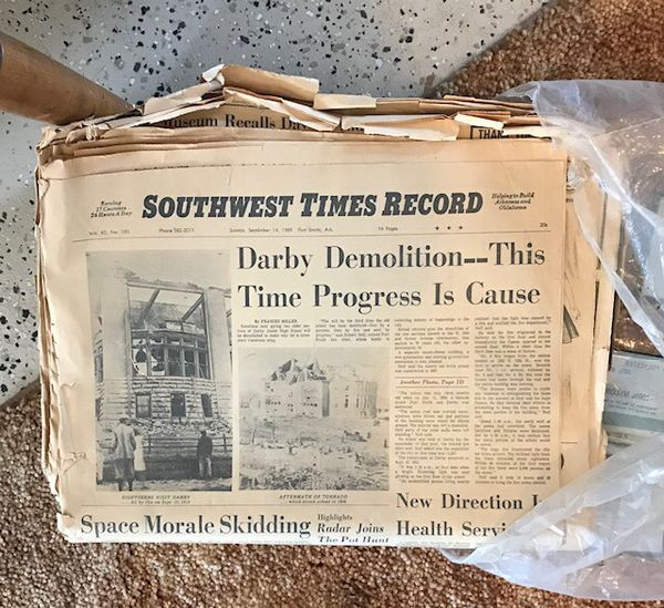 Vintage Newspapers of Prominent Events for Sale in Yukon, OK - OfferUp