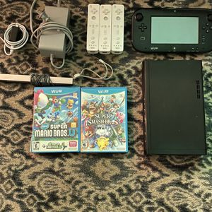 Wii U Good Condition for Sale in Lake Grove, NY