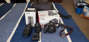 Canon EOS Rebel T6 for Sale in Pico Rivera, CA