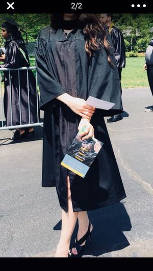 NVCC Graduation gown for Sale in Alexandria, VA