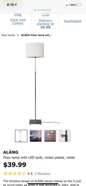 IKEA floor lamp for Sale in Los Angeles, CA
