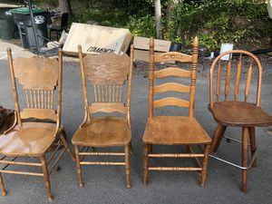 Chairs for Sale in Olympia, WA