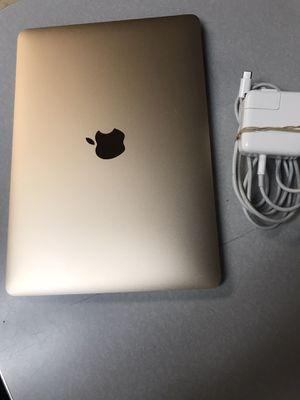 Gold MacBook Air 2017 for Sale in Newport News, VA