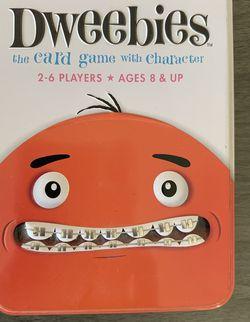 DWEEBIES CARD GAME for Sale in Long Beach,  CA