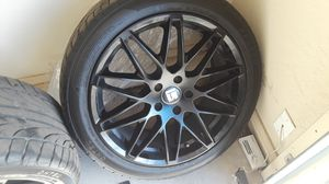 "Torin 19"" rim flawless only use for a month staggered looks awsome on a mustang for Sale in Mesa, AZ"